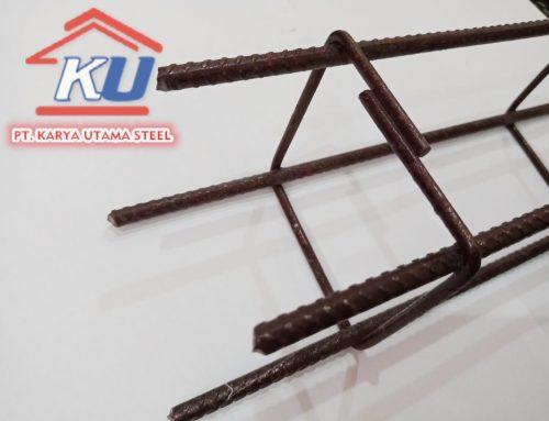 Harga Kolom Praktis Murah Ready Stock Panjang 300 cm Tulangan 6mm